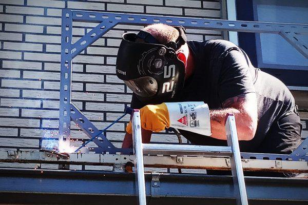 Projekt Leuchtkasten Rahmen aus Alu fertigen