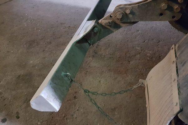 Reparaturen am Auflieger Kippermulden - Containerdienst